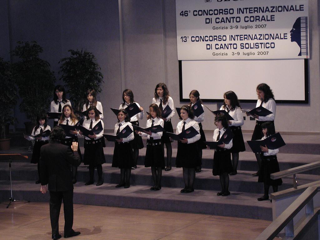 """46° Concorso Internazionale """"Seghizzi"""""""