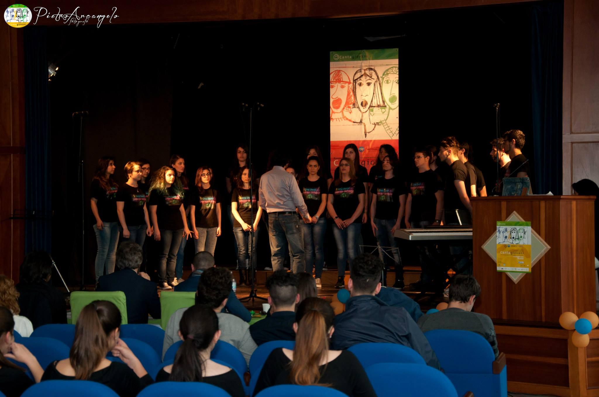Cantagiovani 2015 - Giovanile
