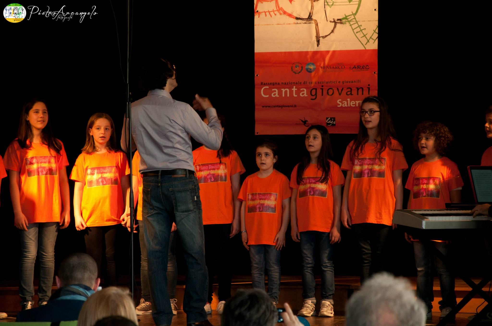 Cantagiovani 2015 - Voci Bianche
