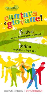 FESTIVAL CANTARE E' GIOVANE 2011 Torino