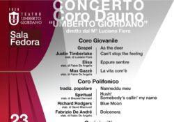 Concerto per Erasmus+ 2019