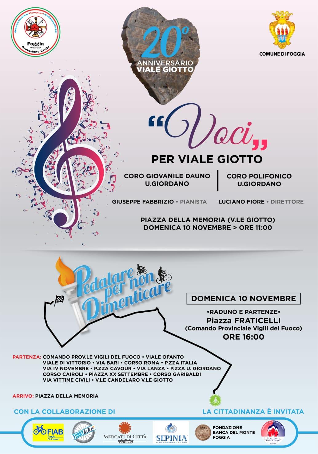 Concerto Viale Giotto 2019
