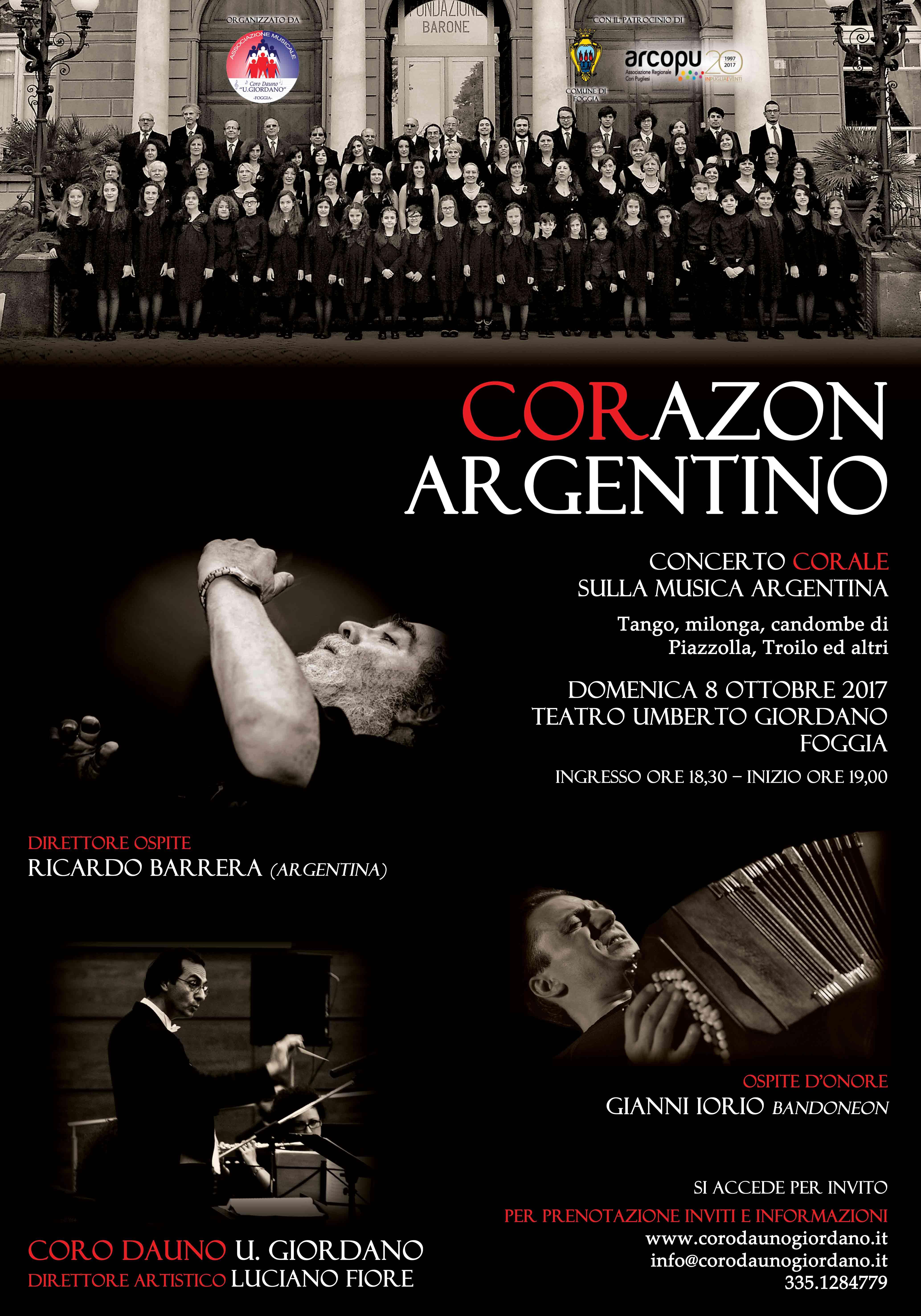 CORAZON ARGENTINO